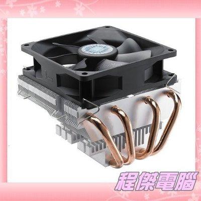 『高雄程傑電腦』CoolerMaster Vortex Plus 下吹式散熱器 RR-VTPS-28PK-R2【免運費】