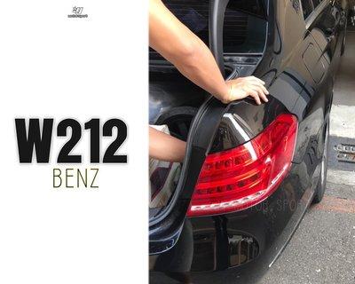JY MOTOR 車身套件 - W212 2013 2014 2015 16 年 小改款 原廠型 歐規 尾燈 外側