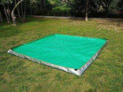 【SAMCAMP 噴火龍】台灣製造 ㊣ 噴火龍帳篷(內帳尺寸240*340cm) - 專用上包式地布