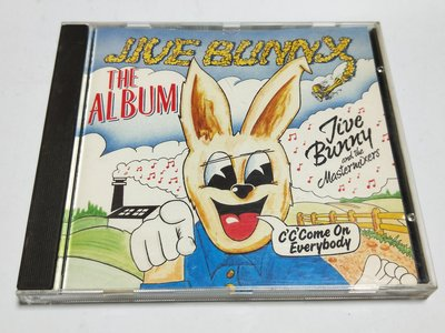 昀嫣音樂(CD16) JIVE BUNNY AND THE MASTERMIXERS THE ALBUM 片況如圖