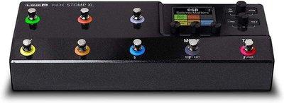 【成功樂器.音響】無息分期 LINE 6 HX STOMP XL 頂級 吉他 綜合效果器