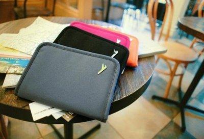【東京數位】全新 韓版 短款 小飛機 多功能 護照包 收納袋 旅遊收納 證件包 收納包 護照夾 隨身包 手拿包