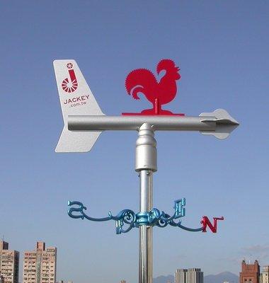 工安用景觀風向機(風向計風向儀) wind vane, JK Wind Compass, JK-28R  JK-28E