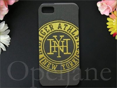 Tommy Hilfiger TH LOGO APPLE IPHONE 5 手機殼 保護套  愛Coach包包