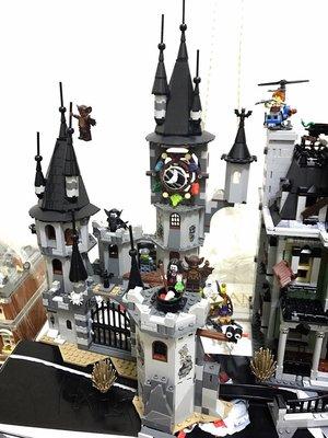 二手 LEGO 樂高 9468 怪物戰士系列 吸血鬼城堡 Monster Fighters