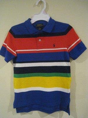 Ralph Lauren 男童POLO衫 ( 6歲尺寸 )