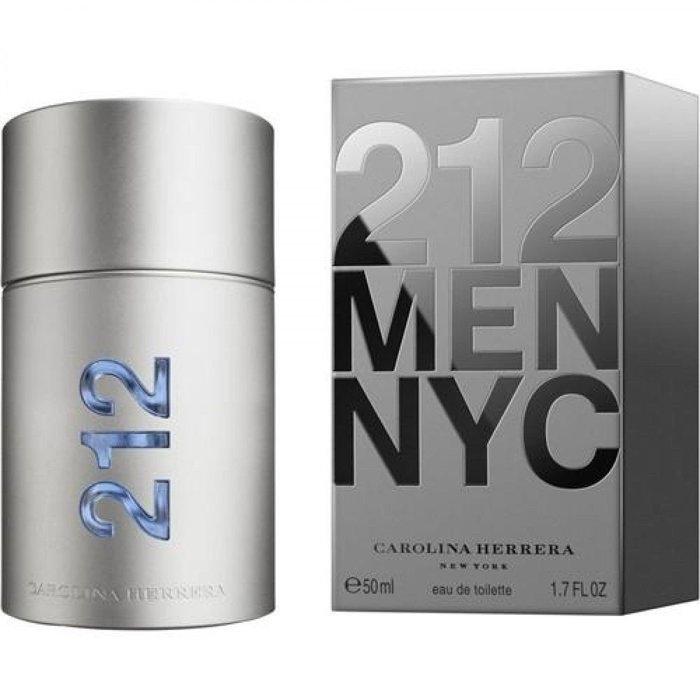岡山戀香水~Carolina Herrera 212 MEN 都會男性淡香水50ml~優惠價:1190元