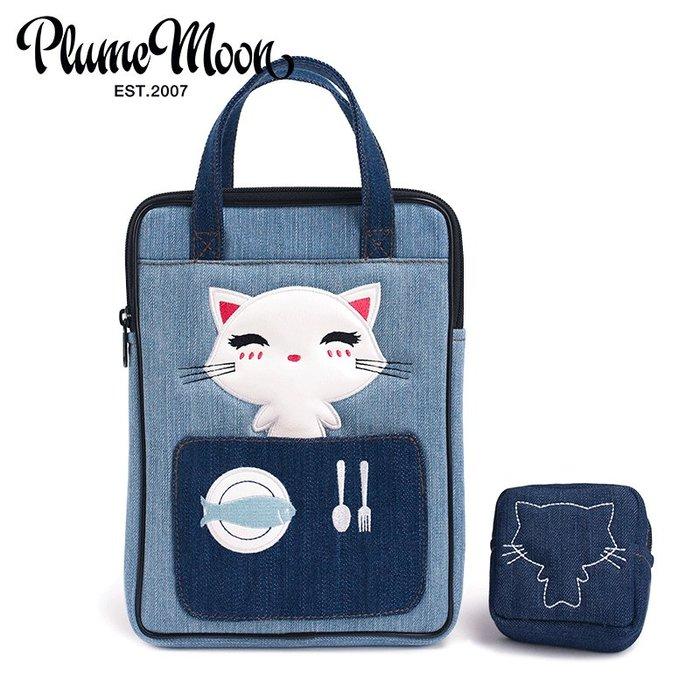 筆電包 側背包 手提包 保護囊 防水 ipad air1/2 pro mini2/3/4內膽包手提包保護套牛仔卡通迷你
