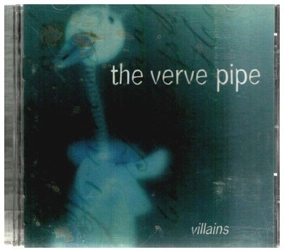 **新尚**VILLAINS /THE VERVE PIPE 二手品-F509