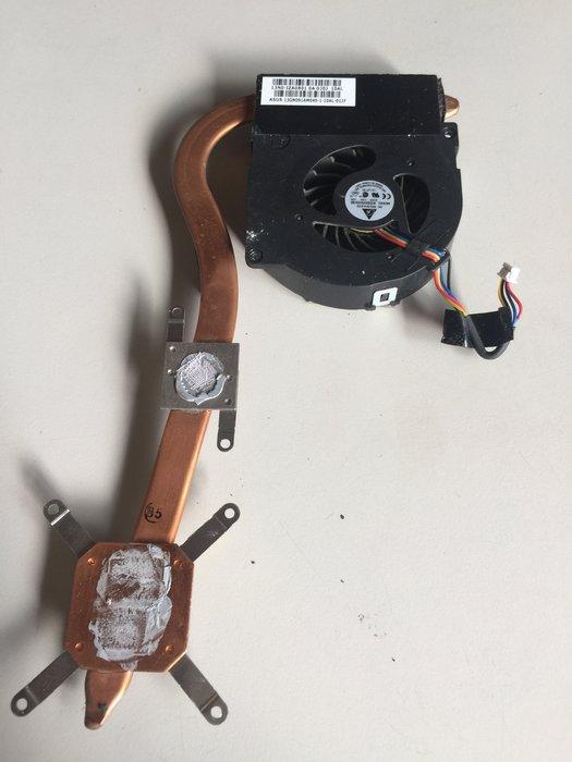 ASUS A40J A42j A42JR A42JV X42J/K42J K42JC K42JR二手風扇 散熱系統