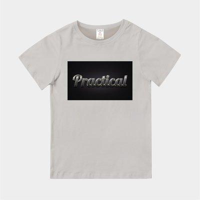 T365 MIT 親子裝 T恤 童裝 情侶裝 T-shirt 標語 話題 美式風格 slogan Practical