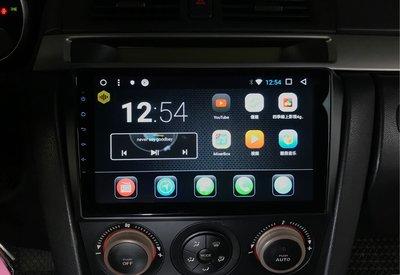 Mazda 2004-09年馬3汽車安卓影音系統