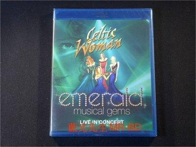 [藍光BD] - 天使女伶 : 鑽漾禮讚 現場演唱會 Celtic Woman : Emerald : Musical Gems Live in Concert
