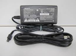 Sony數位相機用AC-LS1A, Input 100-240V, Output 4.2V, 1.5A電源線