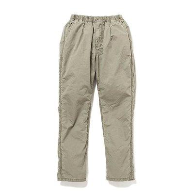 (A.B.E)nonnative SS20 DWELLER EASY PANTS RELAX FIT COTTON TWILL 兩色