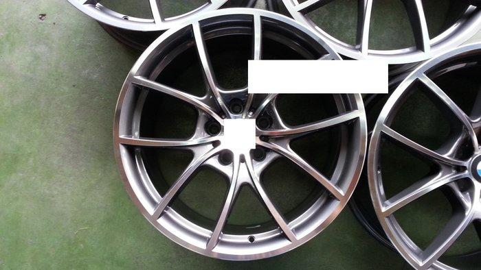 20吋BMW鋁圈~F01.F02.F06.F07.F10.F11.F30.F31.F32.F34.F36.X3.X4~