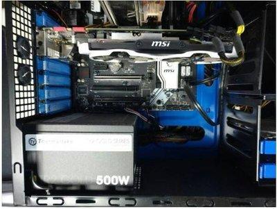 電競機種  I7-6700k 16G GTX 970-4G 500W vr-ready