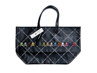 【希望商店】Mastermind Japan x Uniform Experiment Tote Bag 骷髏 托特包