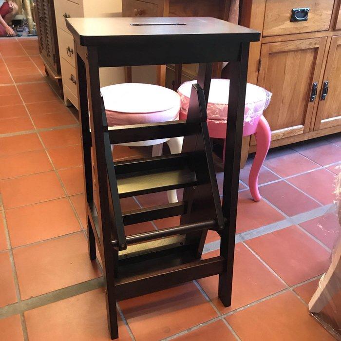 實木樓梯椅 - 輔助椅  樓梯椅  書桌椅  餐椅