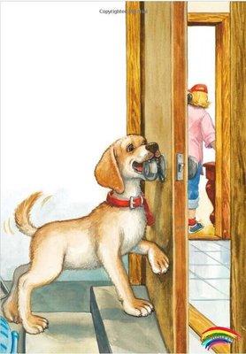 Marley: Messy Dog小狗馬利:麻煩的狗狗I can read系列英文繪本書