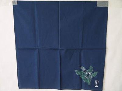 日本藍染刺繡1