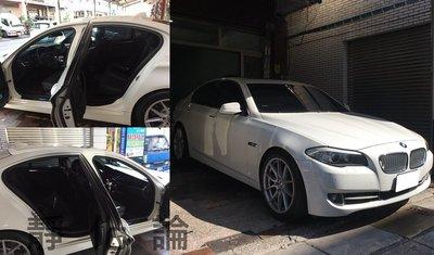 ☆久豆麻鉄☆ BMW 5系列 F10 F11 適用 (四門氣密) 全車隔音套組 汽車隔音條 靜化論 芮卡國際 公司貨