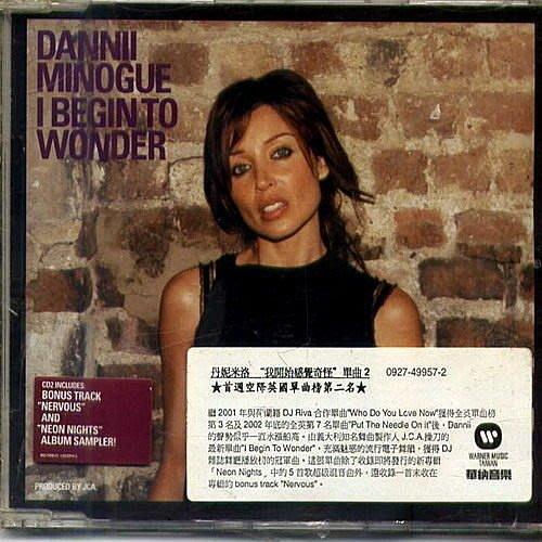 【出清價】我開始感覺奇怪(單曲)  / 丹妮米洛 Dannii Minogue ---0927499572