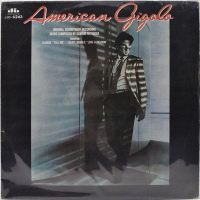 美國舞男 American Gigolo 電影原聲帶 黑膠 600600000153 再生工場2106 03