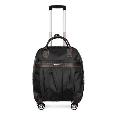 萬向輪拉桿旅行包拉桿包旅行袋女手提登機...