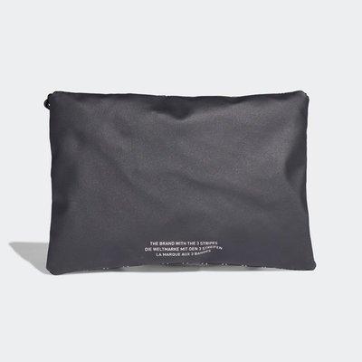 運動包阿迪達斯官網 adidas 三葉草 男女運動包GD4808 黑色/黑色 NS