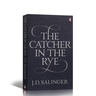 麥田里的守望者The Catcher in the Rye英文原版原著塞林格 外國文學小說世界名著經典讀物 英文版純英文