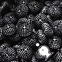 小郭水族-台灣製【五倍培菌 生化球 散裝1顆】5倍 生物球 /生物過濾球 消音 底部過濾