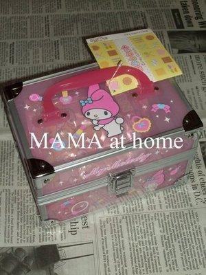 特價商品・14-20/NEW<日本SANRIO 2009年My Melody手提収納小物盒 ¥1365