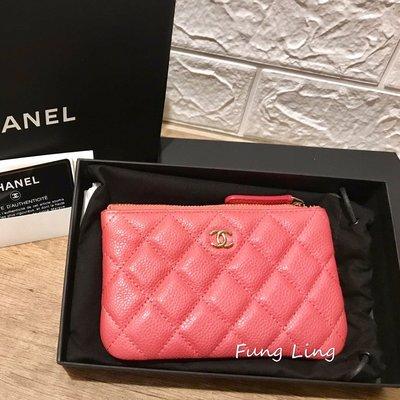 (已售)Chanel 一字零錢包