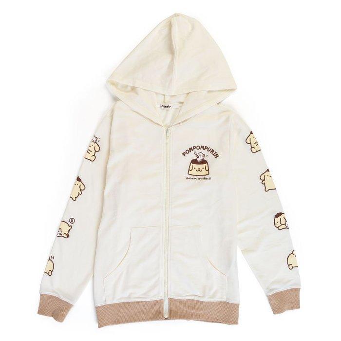 41+現貨不必等 Y拍含運最低價 日本正版 輕薄外套 布丁狗  連帽外套 附收納袋 小日尼三