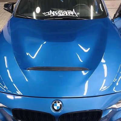 SPY國際 BMW F30 31 GTS 引擎蓋