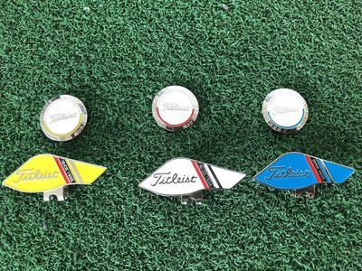 驢友之家 新款高爾夫Tit馬克帽夾 磁性馬克mrak高爾夫果嶺球位標