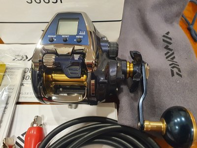 電動捲線器Daiwa  LEOBRITZ 500JP