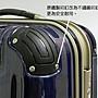 ☆東區亞欣皮件☆Commodore 最新!!美麗華戰車 硬殼行李箱_9918_24吋_極光藍