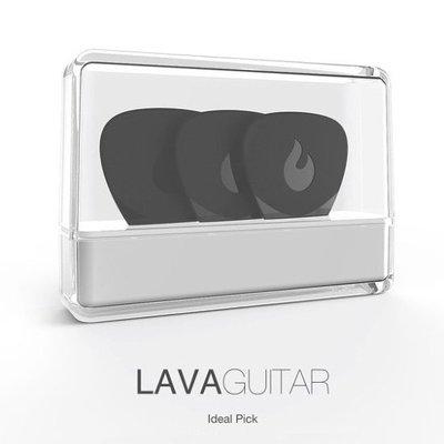 LAVA Ideal Pick 三片組 LAVAME 三種Size 撥片組 精美盒裝 - 【黃石樂器】