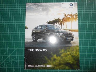 《THE BMW X6 型錄 》   ...