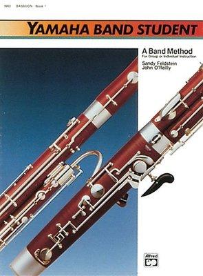 【599免運費】Yamaha Band Student, Book 1【Bassoon】巴松管 00-3903