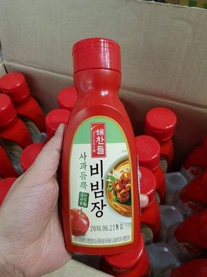 韓國石鍋拌飯辣椒醬290g~韓國辣椒醬290克拌飯拌面都好吃喲~現貨
