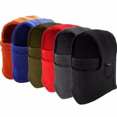 戶外面罩 保暖帽子(1入)-多功能純色防風加厚口罩13色73pp496[獨家進口][米蘭精品]