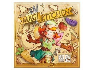 *小貝比的家*魔法廚房 Magi Kitchen-中文版/8歲以上