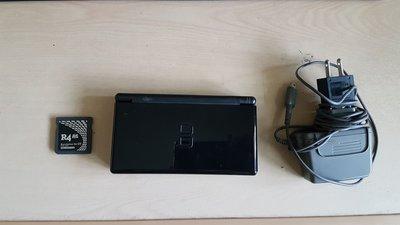 任天堂 Nintendo NDS Lite 遊戲主機 觸控式螢幕│黑
