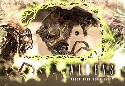 全新 Palisades Toys 限定版 9吋 異形女皇 異形母后 半胸像 Alien Queen Bust