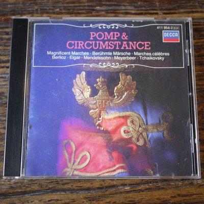 【午後書房】POMP & CIRCUMSTANCE [DECCA] 170304-45