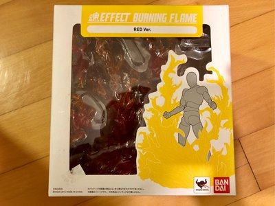 魂Effect 烈火 特效SHF Mafex metalbuild robot 聖衣神話 紅火 火燄Bandai Burning Flame Fire
