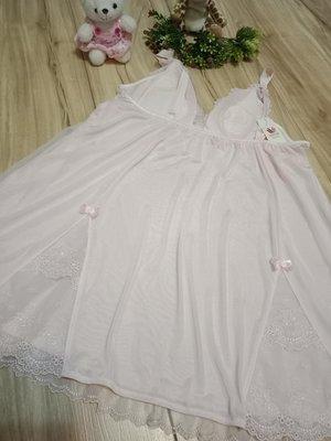 華歌爾新娘系列睡衣嫩粉